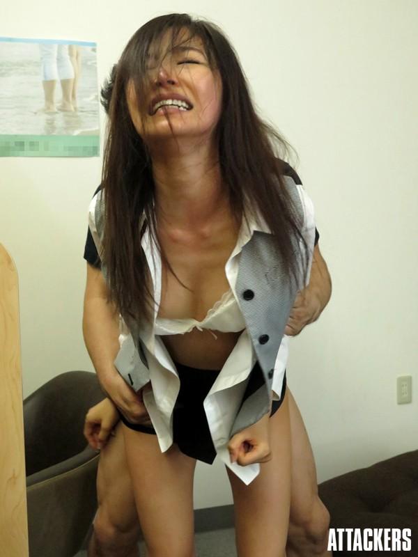 夏目彩春 罠に堕ちた女 美人銀行員 度重なる不幸サンプルイメージ10枚目