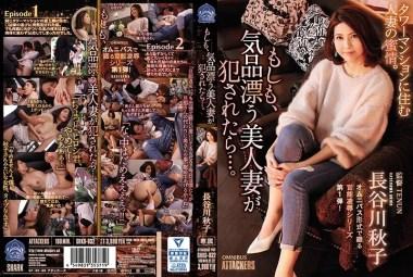 もしも、気品漂う美人妻が犯されたら…。 長谷川秋子