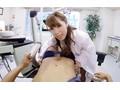 【VR】巨乳淫乱女医の騎乗位治療VR かさいあみのサンプル画像