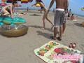 素人ナンパHunters 灼熱のビーチ・ビキニ編46人のサンプル画像