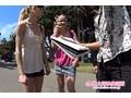 素人ナンパHunters 外人編 日本のチ●ポでパツ金娘をイかせてみた!のサンプル画像11