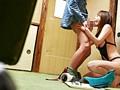 貞操帯を装着し禁断症状が出るまで禁欲部屋に監禁したら…吉沢明歩が人生で一番乱れ狂ったSEXドキュメントのサンプル画像1