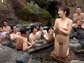 エスワンファン感謝祭 ファンと行くぶっかけ温泉ツアー きみの歩美のサンプル画像3