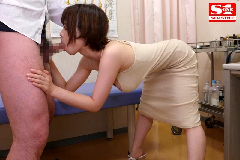 奥田咲 全裸のままマキシワンピースを着させられて…サンプルイメージ5枚目
