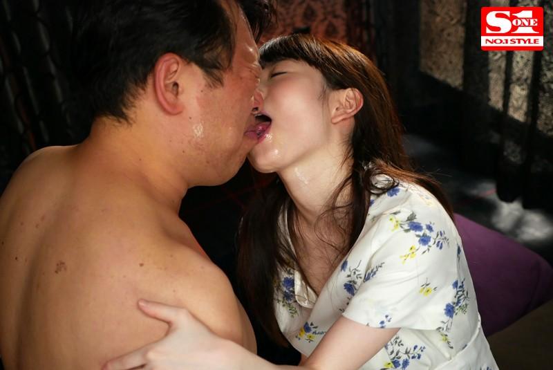 水卜さくら ヨダレ・唾液ダラダラ全身ベロベロ超密着ベロキス性交サンプルイメージ1枚目