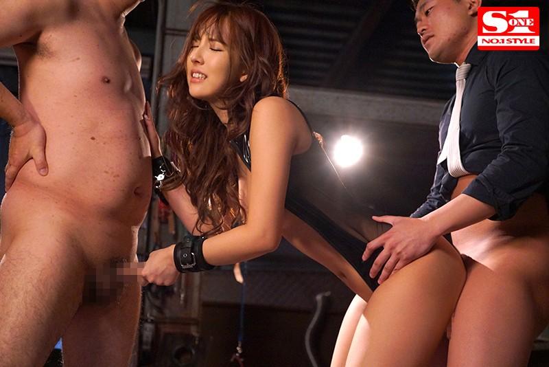 三上悠亜 秘密捜査官の女 媚薬漬け限界拷問スペシャルサンプルイメージ5枚目