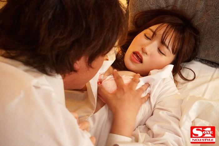 美人上司と童貞部下が出張先の相部屋ホテルで…いたずら誘惑を真に受けた… のサンプル画像 5枚目