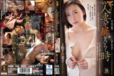 人妻が扉をひらく時 松下紗栄子