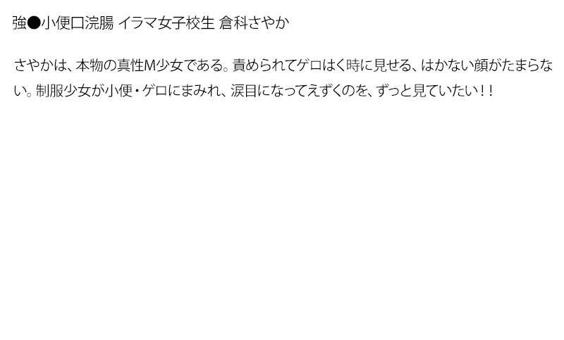 【お得セット】まとめて抜ける!!イラマ少女シリーズ 工藤れいか 園原りか 倉科さやか6