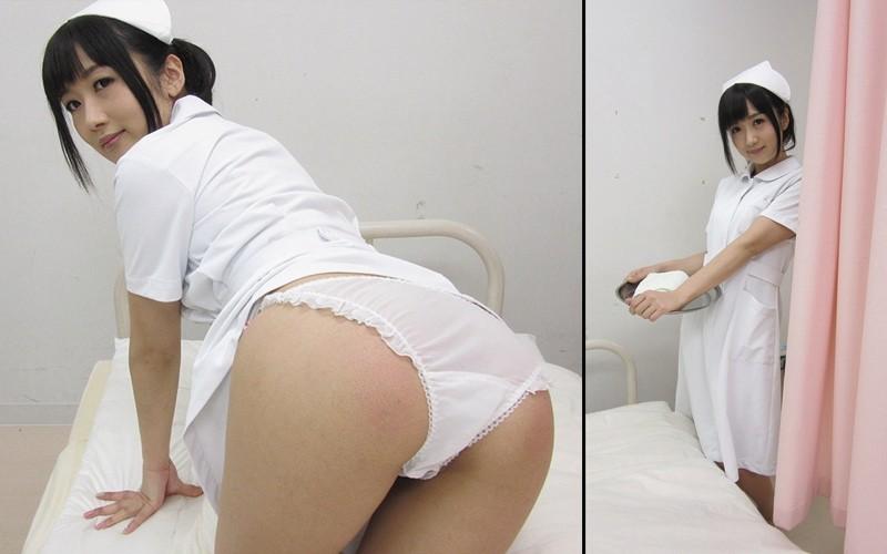 【VR】ご奉仕ナース 大槻ひびき