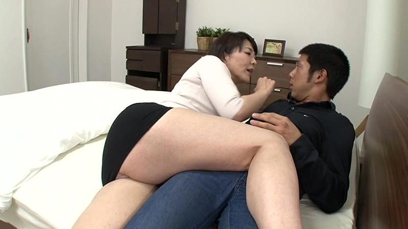 円城ひとみ 上司の奥さん-1