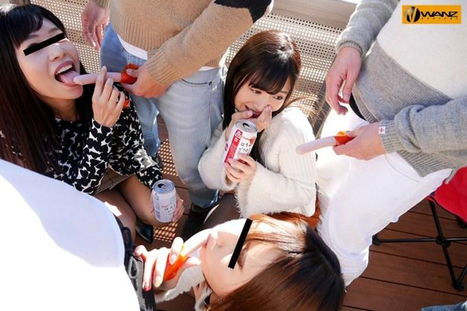 星奈あい 新歓コンパNTR 僕だけに一途で清楚な彼女がサークルの歓迎会でベロベロに酔わされて中出しされていた。サンプルイメージ1枚目