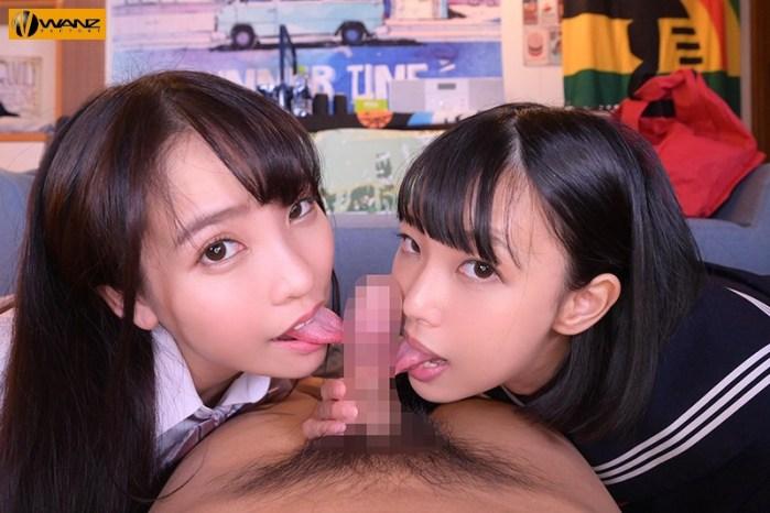 【VR】ねぇねぇ、この子買ってよ!!友達を売りに来た円光斡旋J子3 のサンプル画像 7枚目