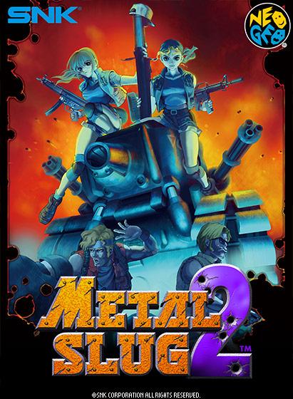 メタルスラッグ2