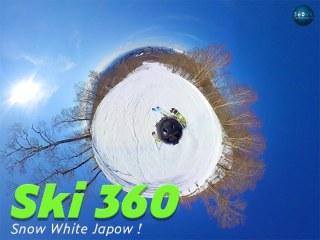 【VR】Ski360