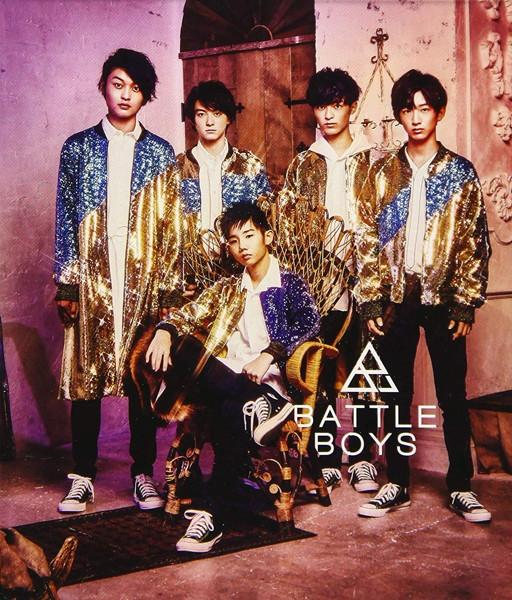BATTLE BOYS/ebidence(沖縄盤)