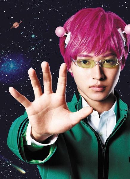 斉木楠雄のΨ難 豪華版 (初回生産限定 ブルーレイディスク&DVDセット)