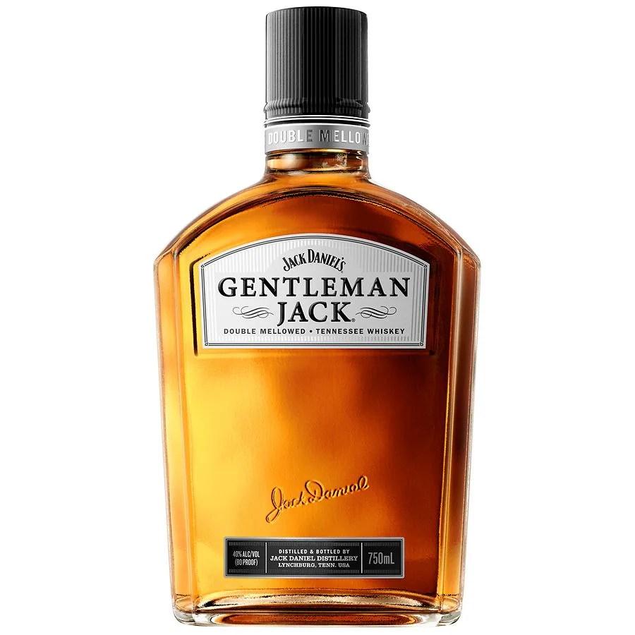 Jack Daniels Gentleman Jack Whiskey Walgreens