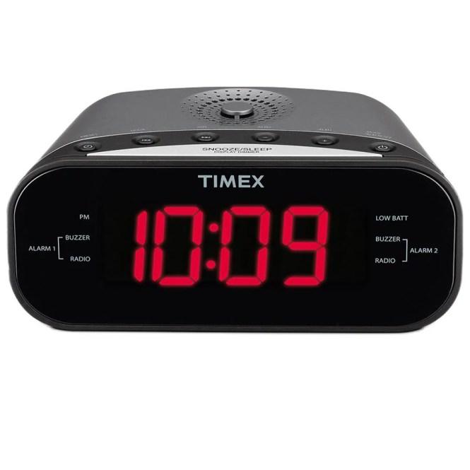 92f T235 Timex Alarm Clock Manual