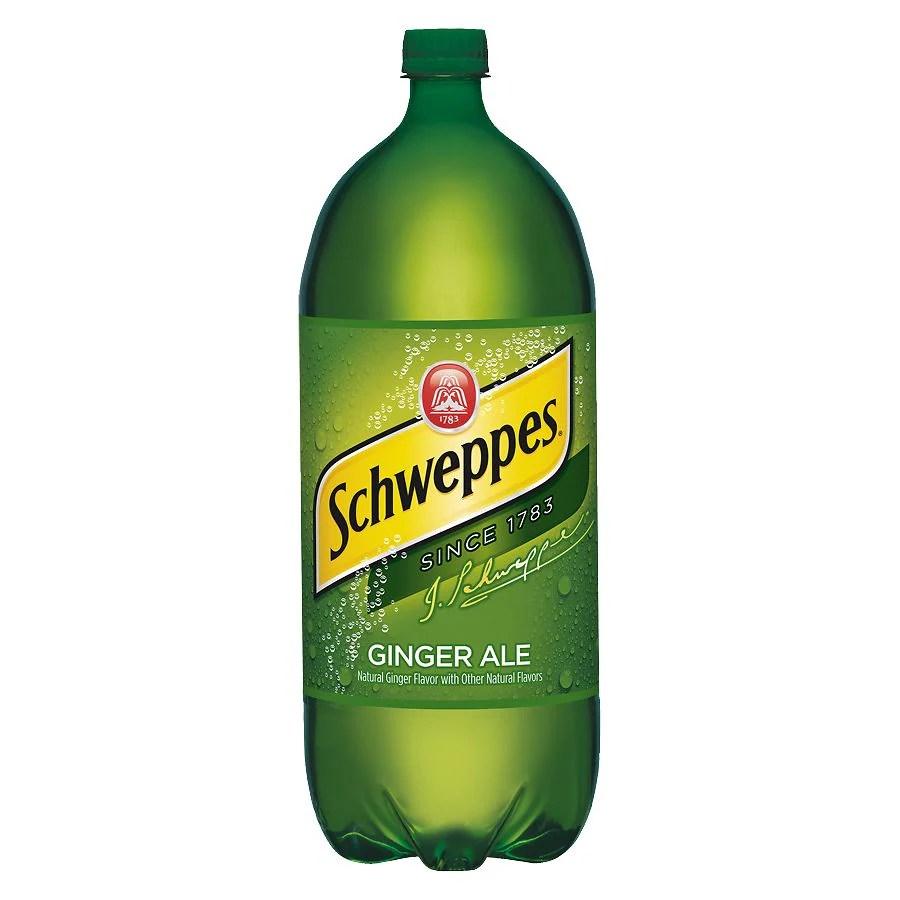 Schweppes Soda Ginger Ale Walgreens