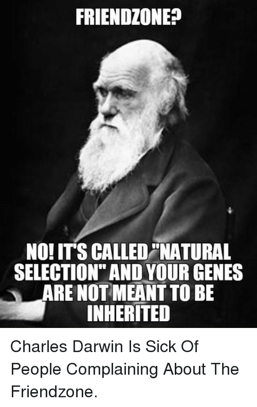 Spread Memes Not Germs On Twitter Darwin Looking Down On These