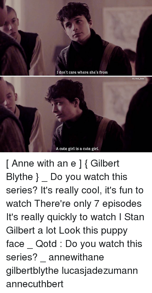 Anne With An E The Best Moments Between Anne And Gilbert Film