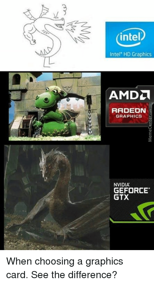 Not The Graphics Card By Donkeypunch123 Meme Center