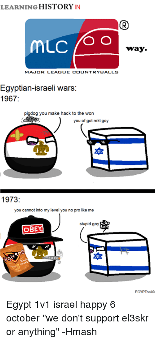 You Okay Egypt Polandball
