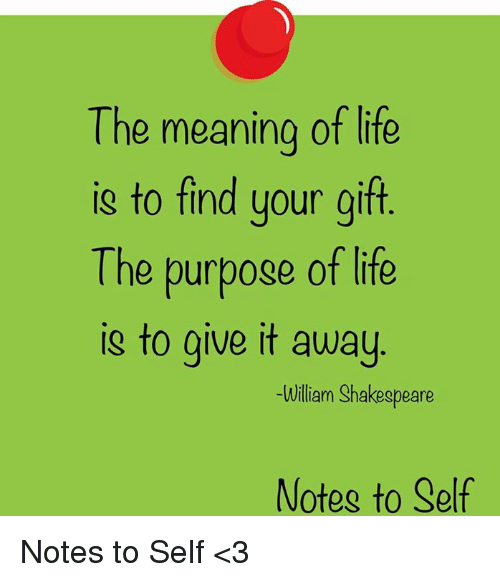 Meme Inspirational Quote On Finding Your Purpose Inspirational