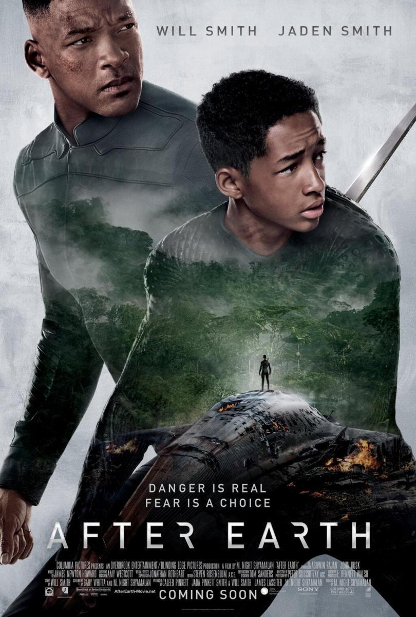 Película: After Earth