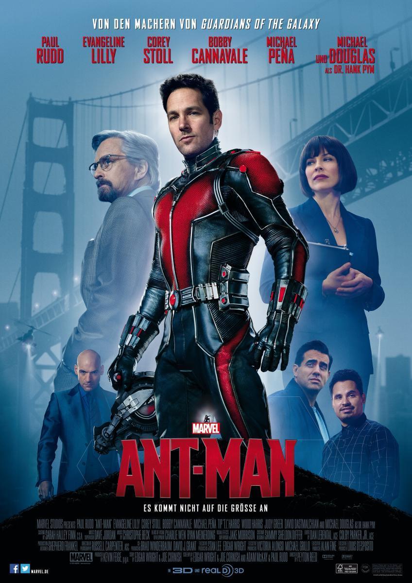 Resultado de imagen para Ant-Man El Hombre Hormiga (2015)