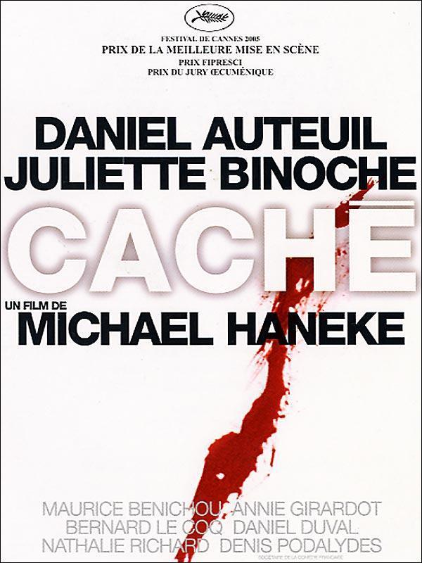 Carátula de Caché (Escondido)