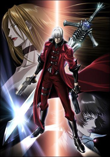 devil may cry tv series