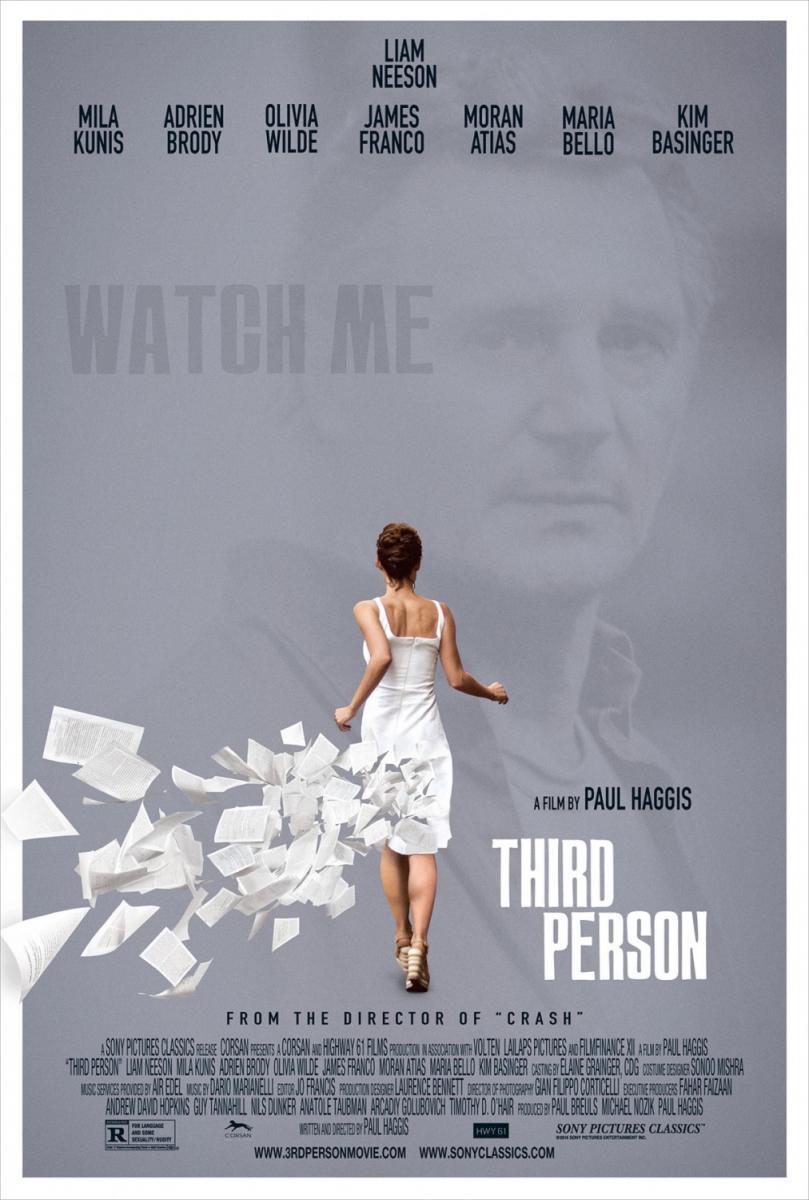 En tercera persona - portada