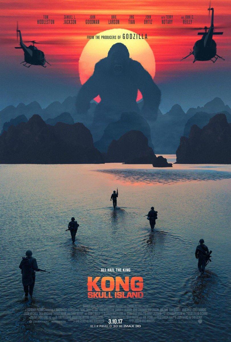 Resultado de imagen para Kong: La Isla Calavera (2017)