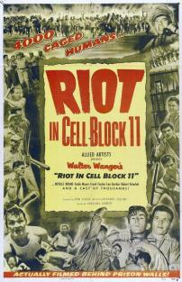 Motín en el pabellón 11 (1954) - Filmaffinity
