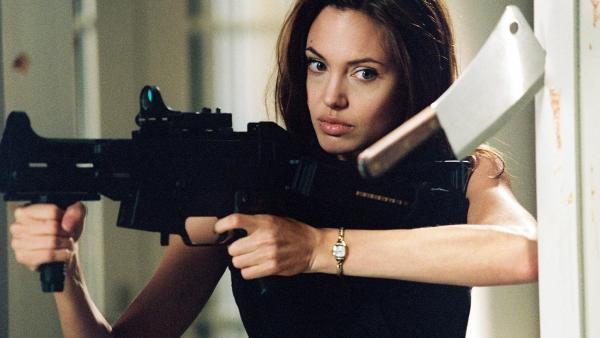 Download Film Mr Mrs Smith 2005