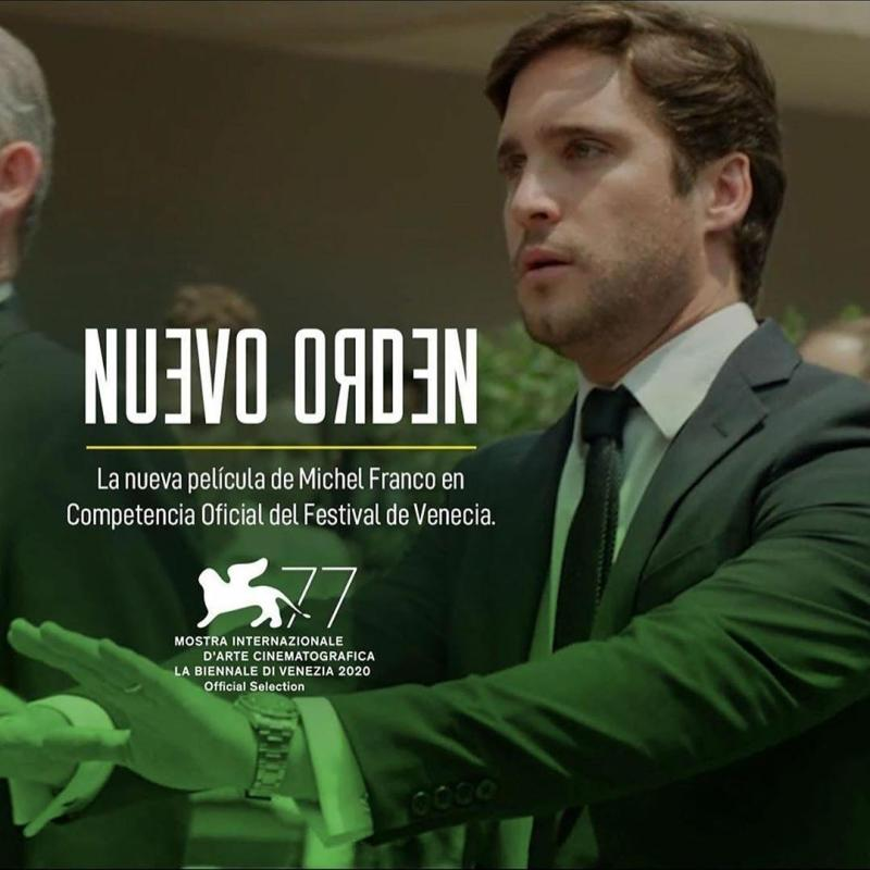 Nuevo orden (2020) - Filmaffinity