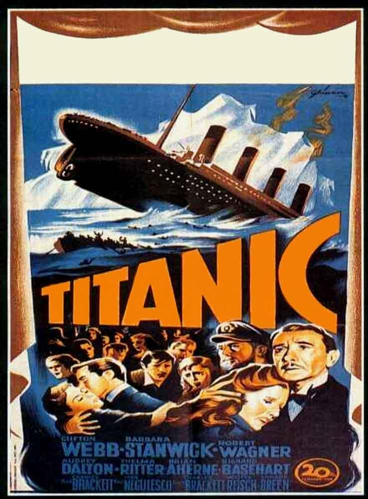 Titanic 1953 Filmaffinity