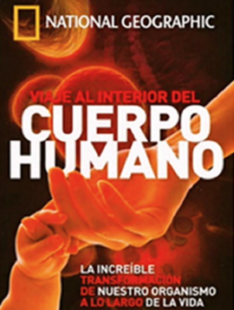 Viaje al interior del cuerpo humano - Miriam Herbon
