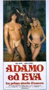 Adán y Eva. La primera historia de amor