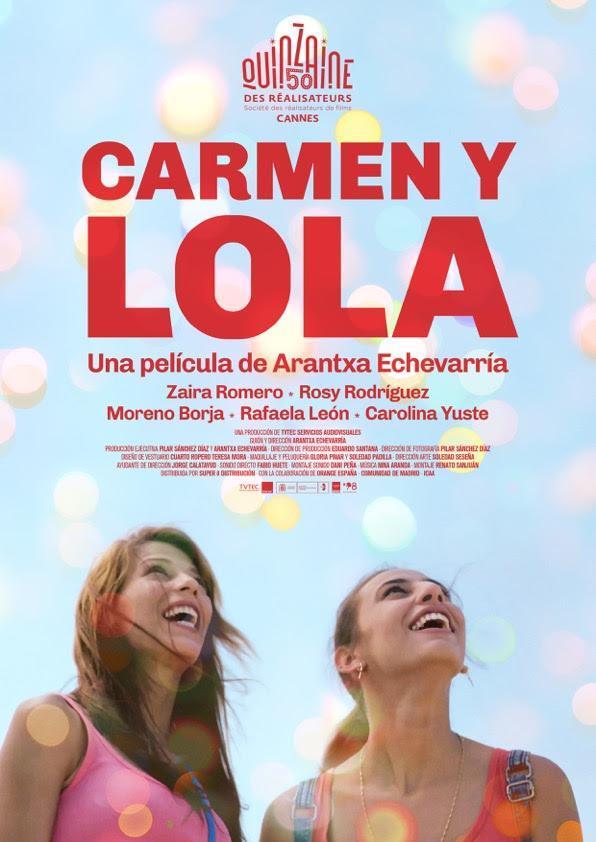 Carmen Y Lola 2018 Descargar Película Por Descarga Directa Mega Dvdrip 720p En Español Castellano Links Online Carmen Y Lola 2018 Descargar Película Por Descarga Directa Mega Dvdrip