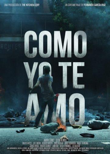 """JORDI AGUILAR participa en el corto """"Como yo te amo"""" nominado a los Goya 2018"""