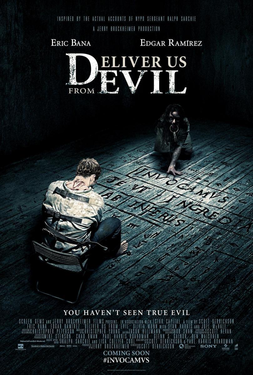 Olivia Evil Deliver Us