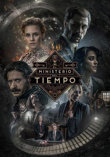 El Ministerio del tiempo, series históricas españolas
