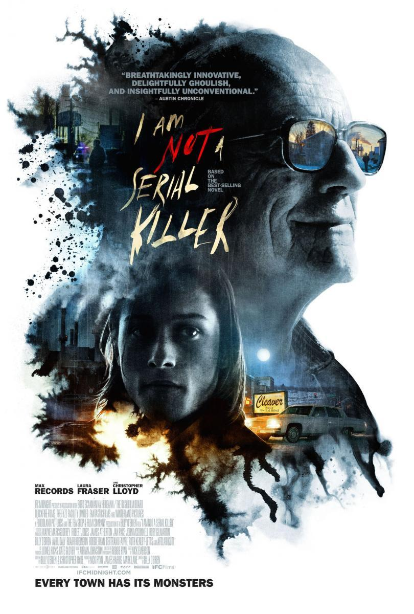 I Am Not a Serial Killer [2016][Español Latino][1080p][MEGA y Google Drive]