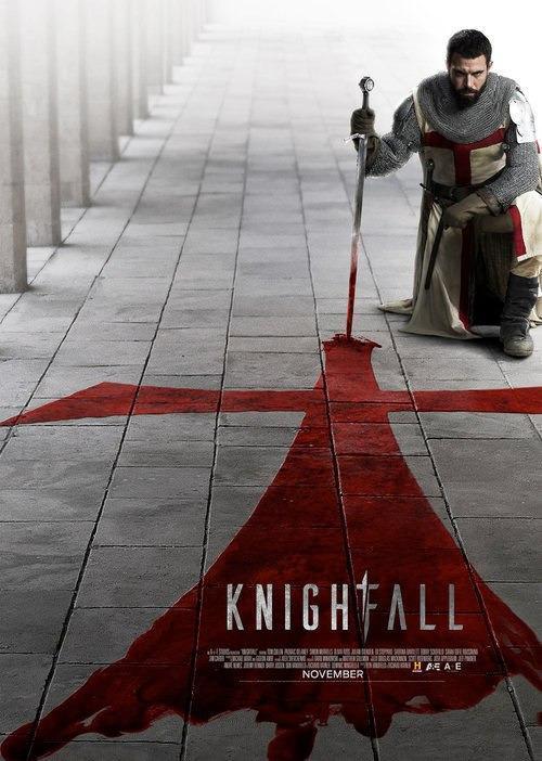 Knightfall Tv Show Cast