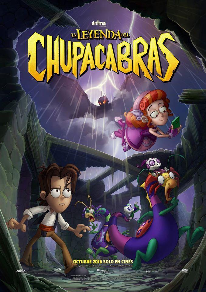 Resultado de imagen para La Leyenda Del Chupacabras (2017)