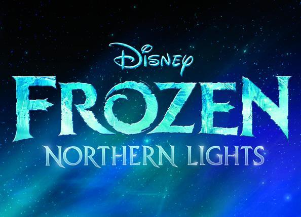 Frozen Northern Lights Dvd