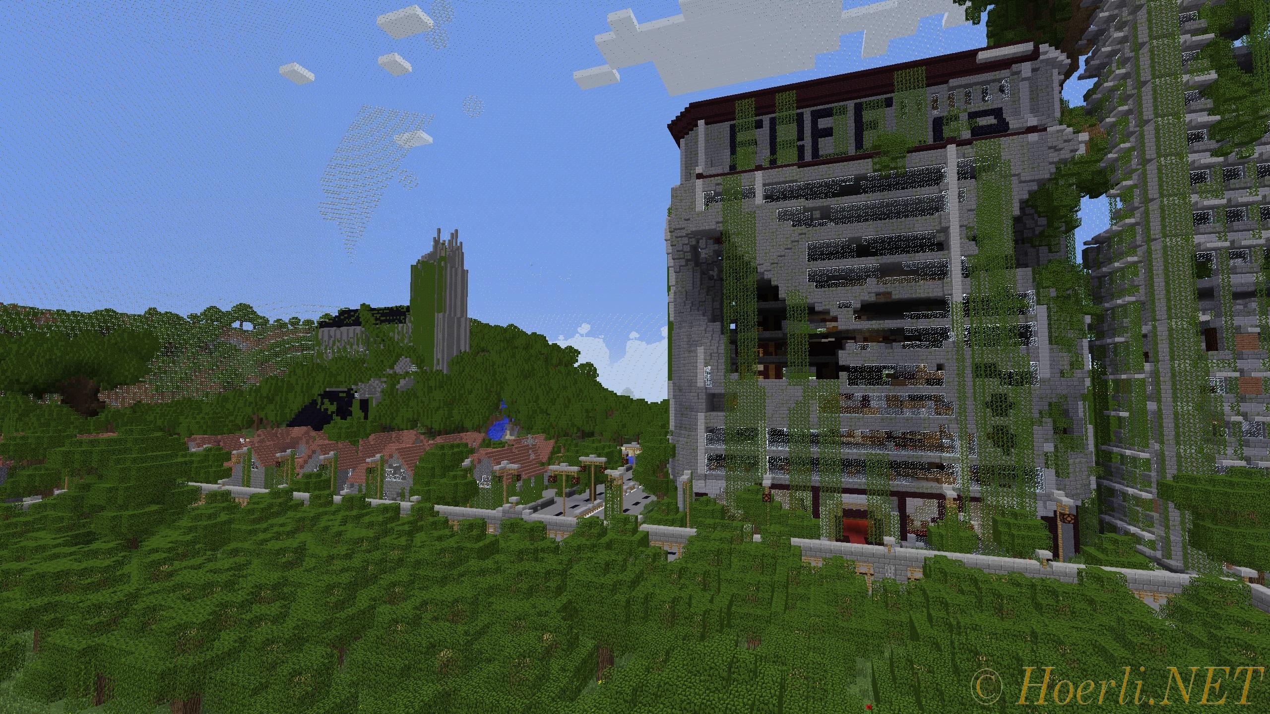 Minecraft Minecraft Hunger Games GameMania - Minecraft hunger games spiele